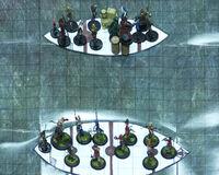 HighRollersUT 2 Ship Battle
