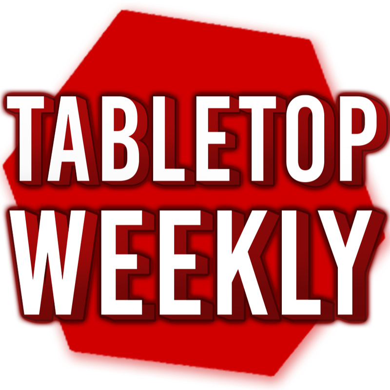 Tabletop Weekly avatar 2017 Mar