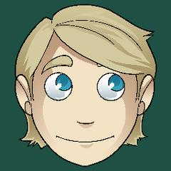 Sam's former Twitter avatar.