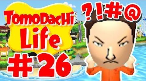 Tomodachi Life - WHAT THE BOBBA?! - Part 26