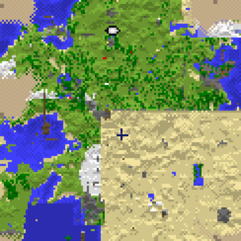 Minecraftia yogscast wiki fandom powered by wikia in game map provided by xephos gumiabroncs Gallery