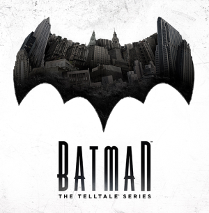 Batman (Telltale Games) logo