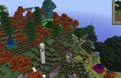 Panda Labs Ruins