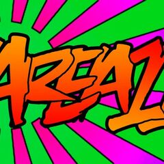 Area 11's very first logo (2010).