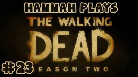 The Walking Dead Season 2 23 - Kissing Stuff