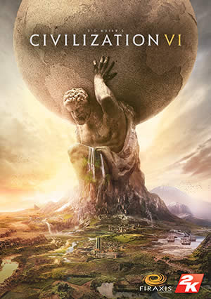 Civilization VI Cover Art