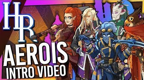 10 Days of Aerois The Intro Day 1