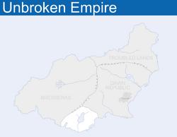 HighRollers - Map of Unbroken Empire