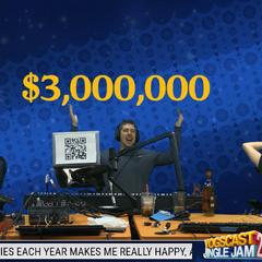 Three million raised on day 5