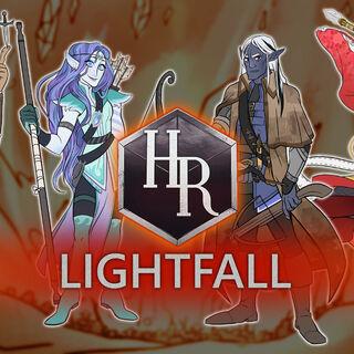 Unofficial HighRollers: Lightfall title card 1