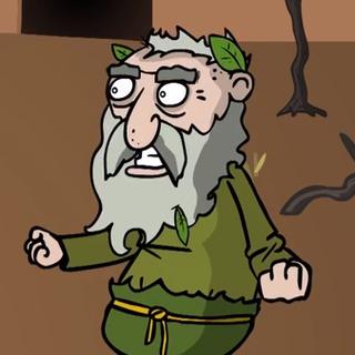 Swampy Bogbeard as he appears in <a href=
