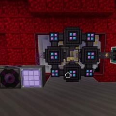 The DwarfStar's mainframe computer