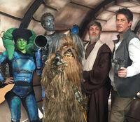 Yogsquest Star Wars