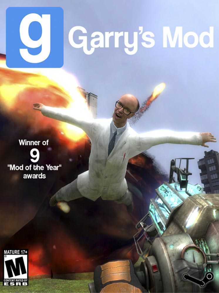 Garry's Mod | Yogscast Wiki | FANDOM powered by Wikia