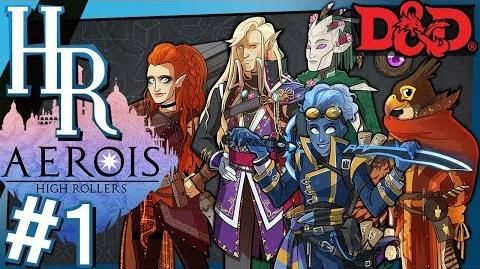 High Rollers Aerois 1 Welcome to Aerois