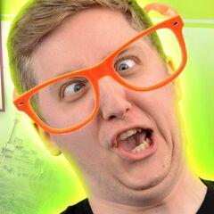 Martyn's current Twitter avatar.