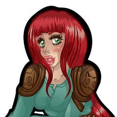 Radderss' previous Twitter avatar.
