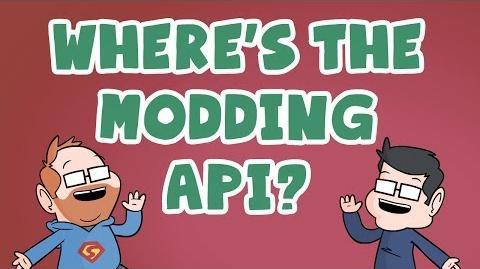 Where's The Modding API?   Yogscast Wiki   FANDOM powered by Wikia