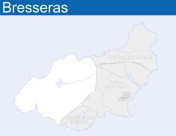 HighRollers - Map of Bresseras