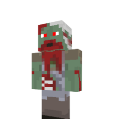 Undead Granny skin. Used at <a rel=