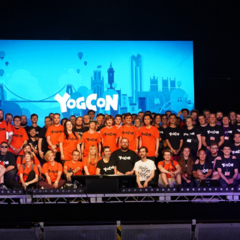 Yogcon 2019 Staff.