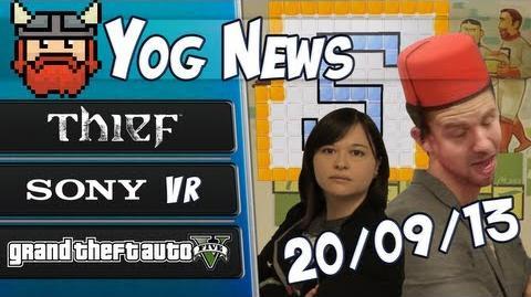 Video - YogNews - Thief, Oculus Rift and GTA V! | Yogscast