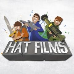 Hat Films logo.