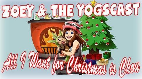 ♪ All I Want For Christmas Is Chou - A Pokémon Christmas Song!