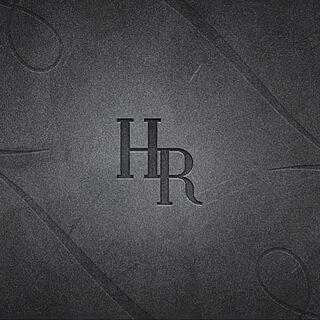 High Rollers D&D logo (alternative, current since Episode 49)