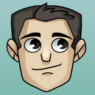Ben's current Twitter avatar.