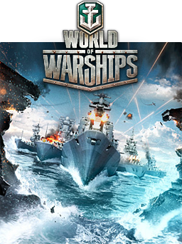 World of Warships cover art