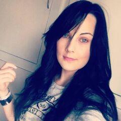 Old photo of Nina.
