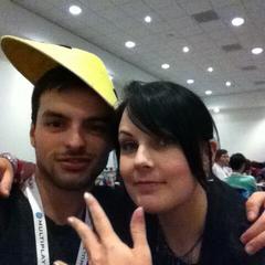 Nina with <a href=