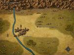 HighRollers Map of Velderbarn and surroundings
