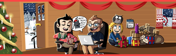 Image - ChristmasBanner.png | Yogscast Wiki | FANDOM powered by Wikia