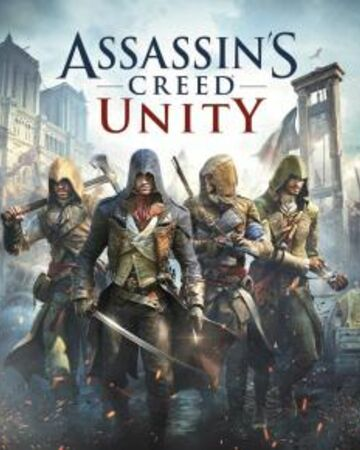 Assassin S Creed Unity Yogscast Wiki Fandom