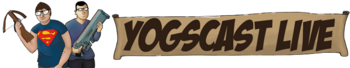 First yogscast live banner