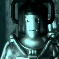 Matt's curent YouTube avatar of the famous Doctor Who villian the Cybermun.