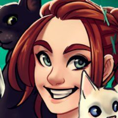 Brooke's current Twitter avatar.