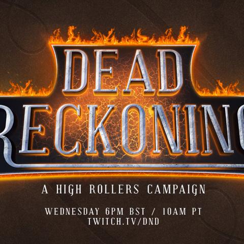 HighRollers: Dead Reckoning logo