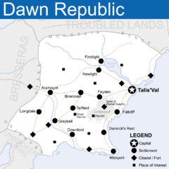 Map of Dawn Republic