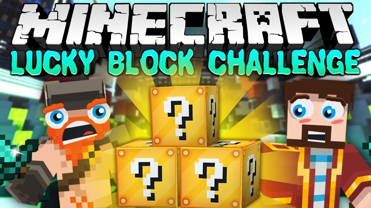 Lucky Block Challenge | Yogscast Wiki | FANDOM powered by Wikia