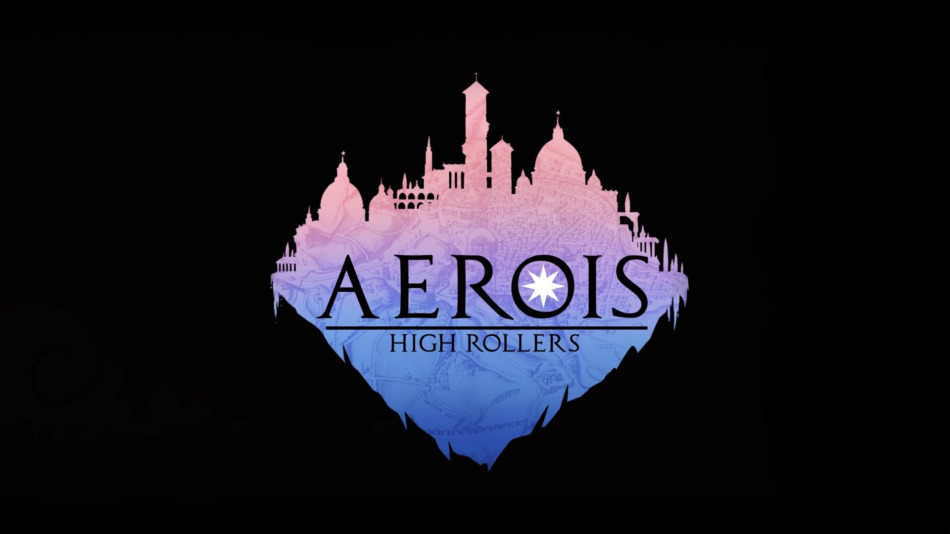 HighRollers: Aerois | Yogscast Wiki | FANDOM powered by Wikia
