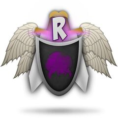Rythian's coat of arms.