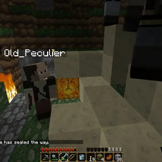 Old Peculier as seen in <a rel=