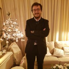 Zylus looking very swanky in his new suit (this is also his Twitter avatar btw).