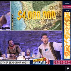 Four million raised on day 11