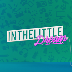 The old InTheLittleDream YouTube banner
