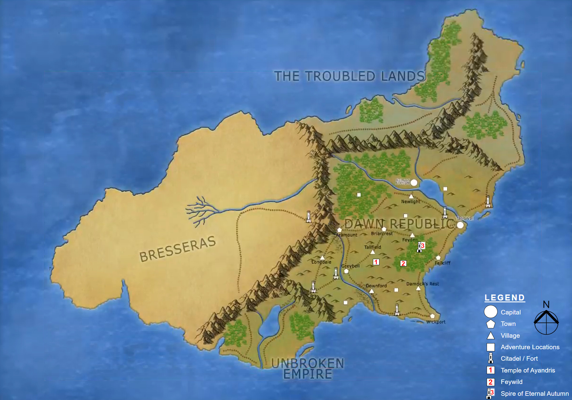 Image - High Rollers Map of Arrak (Detailed).jpg | Yogscast Wiki ...