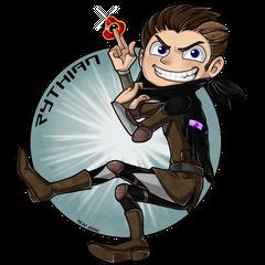 Rythian avatar by Reiu.